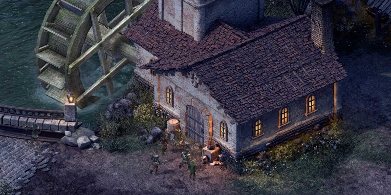 Pillars of Eternity: Backer-Beta gestartet. (2)
