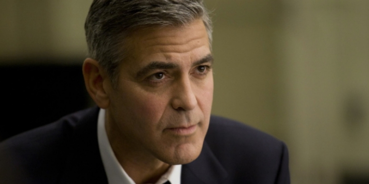 "George Clooney in ""The Ides of March - Tage des Verrats"" (2011)"