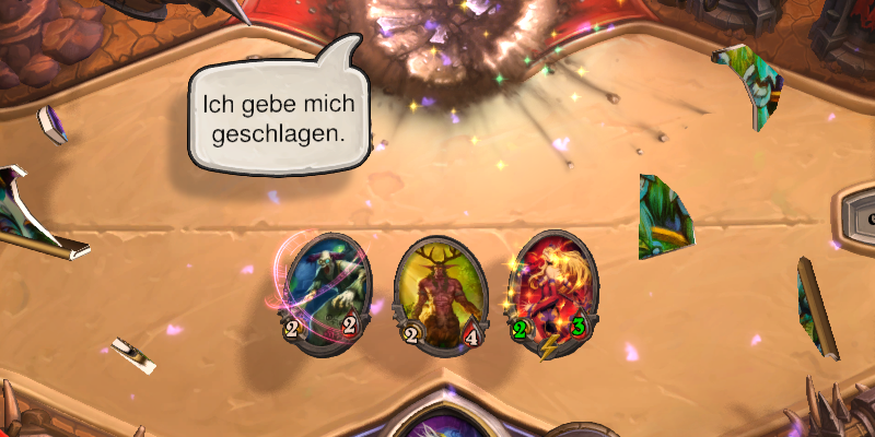 Hearthstone: Heroes of Warcraft - Blizzard sperrt tausende Cheater. (2)