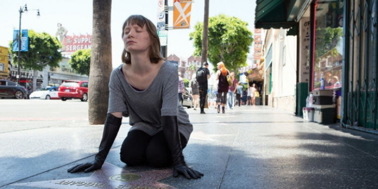 "Mia Wasikowska in ""Maps to the Stars"" (2013)"