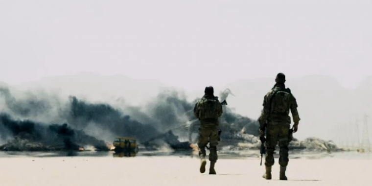 """Monsters: Dark Continent"" (2014)"