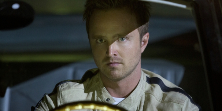 "Aaron Paul in ""Need for Speed"" (2014)"