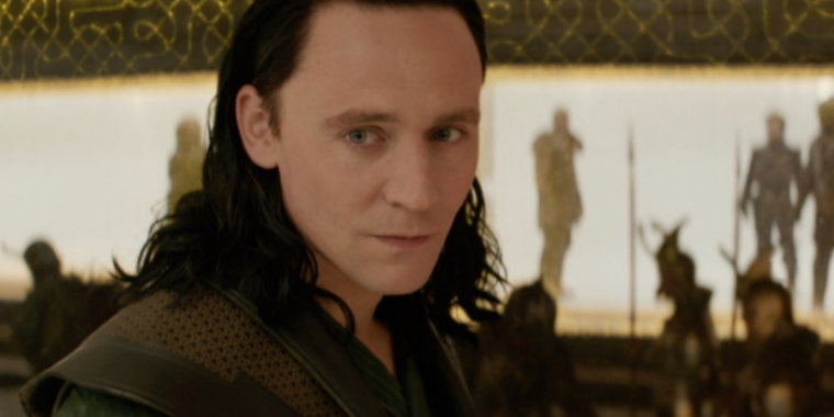 "Tom Hiddleston in ""Thor - The Dark Kingdom"" (2013)"
