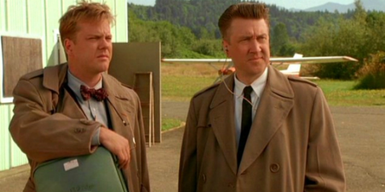 "David Lynch in ""Twin Peaks: Fire Walk With Me"""
