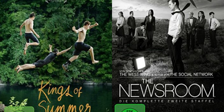 """Kings of Summer"" und ""The Newroom"""