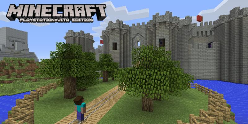 Minecraft Umsetzung Für Sonys Handheld PS Vita Erscheint Am - Minecraft spielen pc online