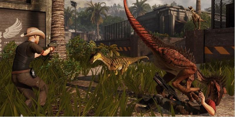 Primal Carnage Extinction Dino Shooter Erscheint In Kürze Für Ps4