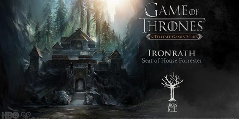 Super Mario Game Of Thrones Crossover Iron Throne: Game Of Thrones: Telltale Veröffentlicht Neue Details Zum