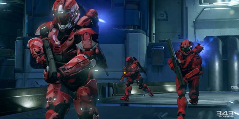 Halo 5 Guardians Multiplayer Beta Empire Fireteam