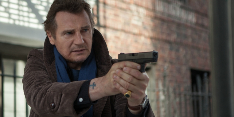 """A Walk Among The Tombstones"" (2014)"
