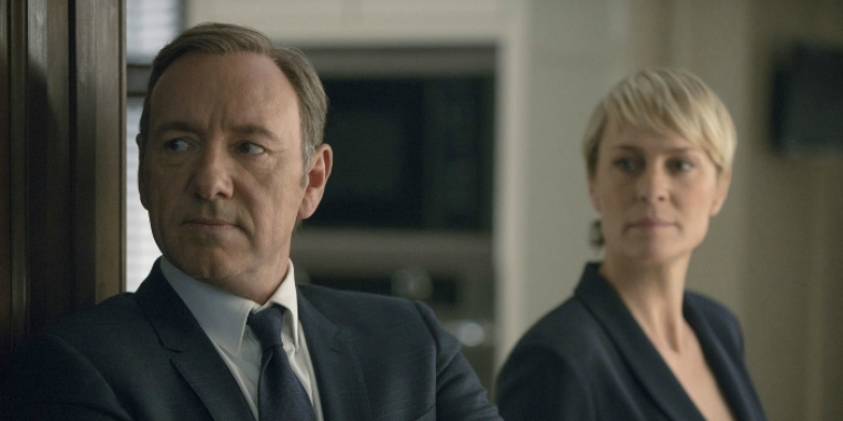 """House of Cards - Staffel 2"" (2014)"