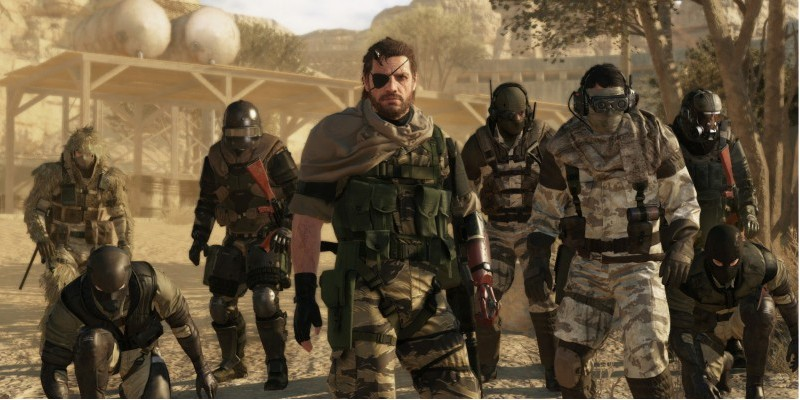 Konami hat den Global Championship in Metal Gear Online gestartet.