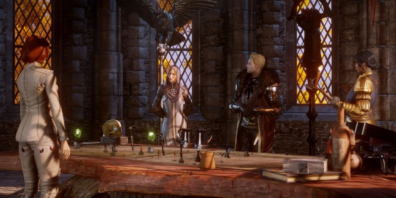 Dragon Age: Inquisition - Erfolg als Gelegenheit. (2)