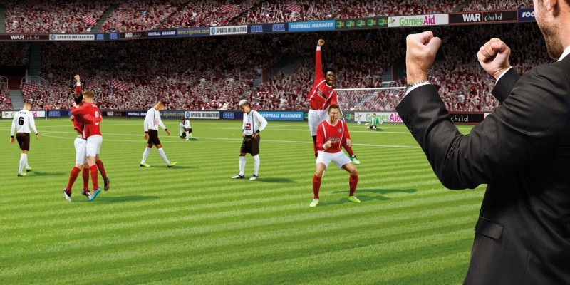 Football Manager: Importware Fußball