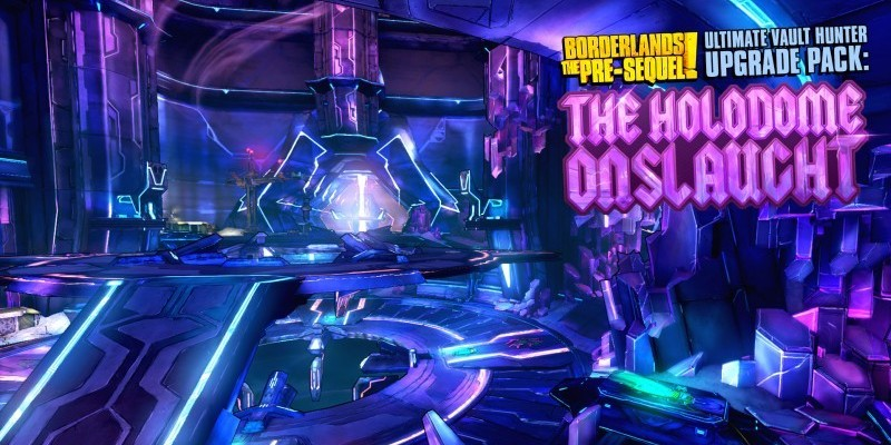 Borderlands: The Pre-Sequel - Ultimate Vault Hinter Upgrade Pack: The Holodome Onslaught erscheint am 16. Dezember. (2)