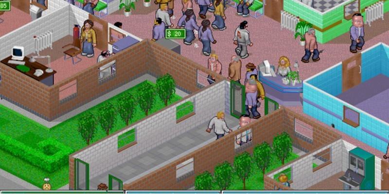 Theme Hospital Jetzt gratis via Origin verfügbar