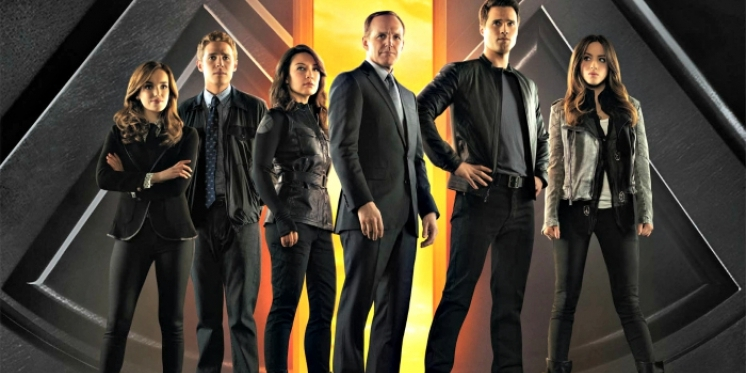 """Marvel's Agents Of S.H.I.E.L.D."" (2013)"