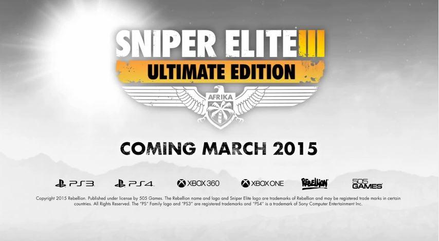 Sniper Elite 3 Test Tipps Videos News Release Termin Pcgames De