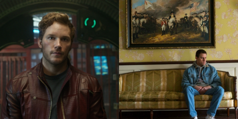 """Guardians of the Galaxy"" (2014), ""Foxcatcher"" (2014)"
