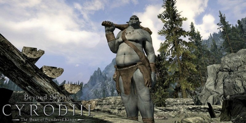 Beyond Skyrim Mod: Map, Spielwelt, Entwicklungsstand - Neue Details ...