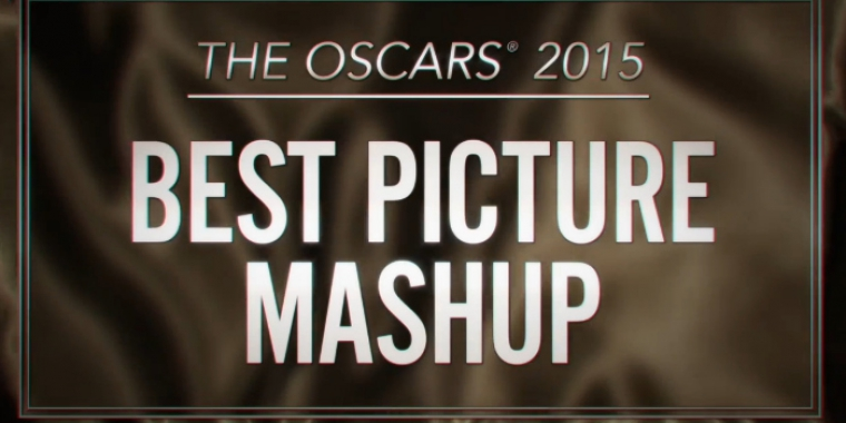 "Fandango Movieclips presents: ""Best Picture Mashup"""