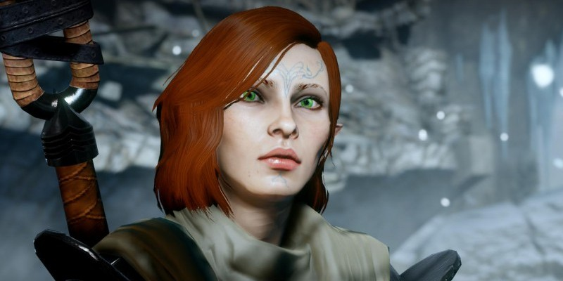 Inquisitor Uschi Lavellan (Magierin) von User RedDragon20.