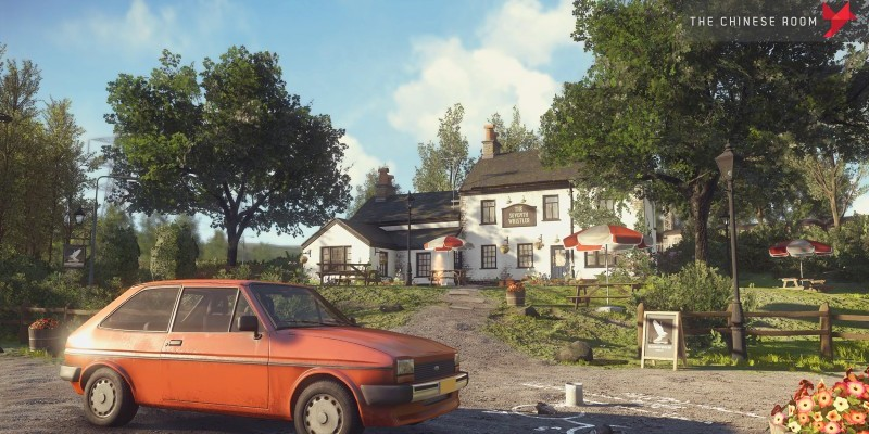 Everybody's Gone To The Rapture erscheint am 11. August.