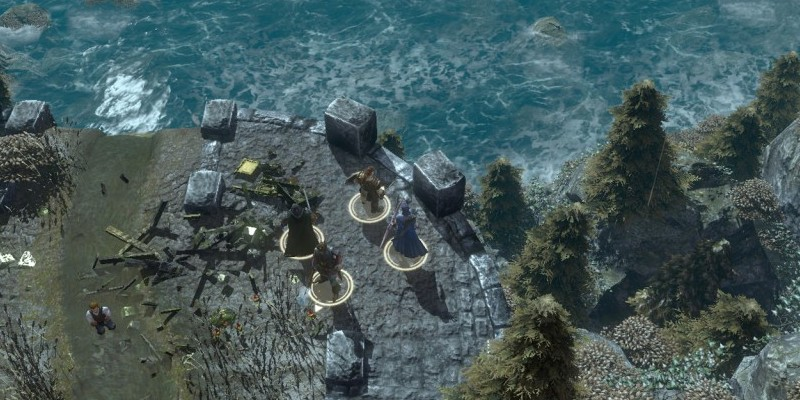Sword Coast Legends angekündigt. (2)
