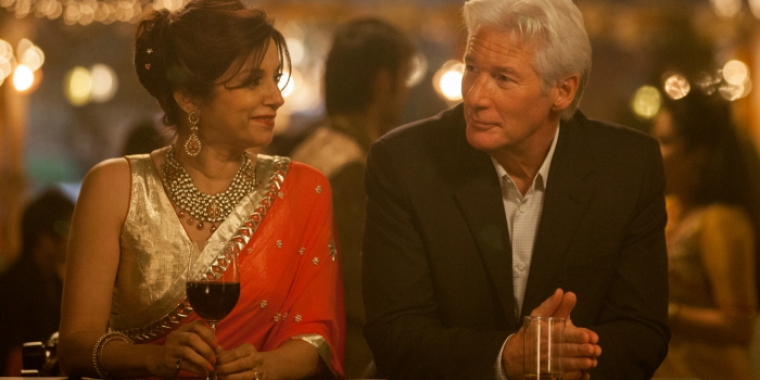 """Best Exotic Marigold Hotel 2"" (2014)"