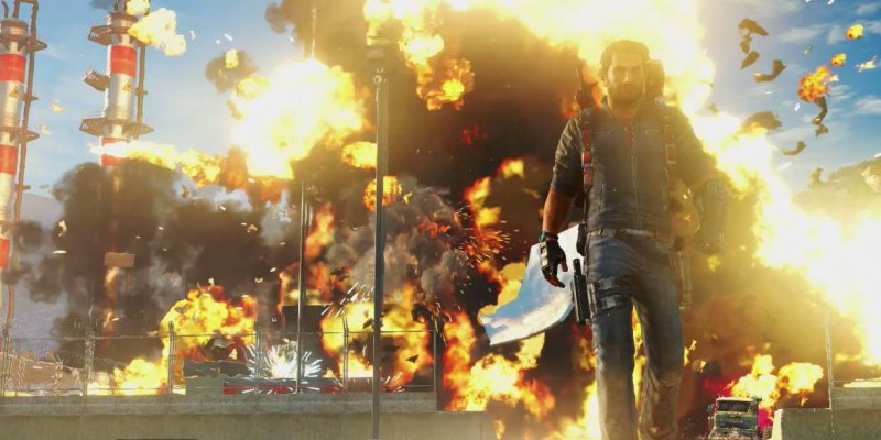 Just Cause 3 mit neuen Features. (2)