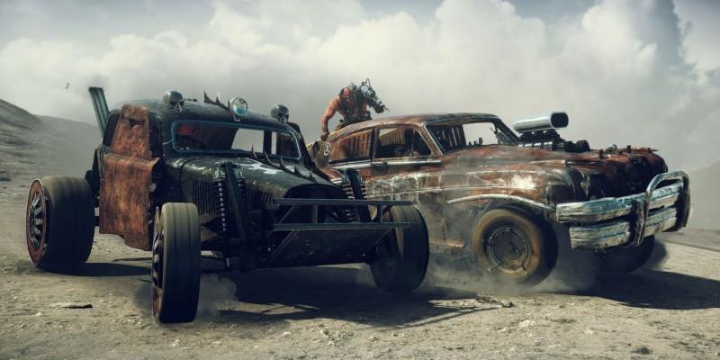 Mad Max Patch 3 Zum Download Weniger Bugs Bessere Performance