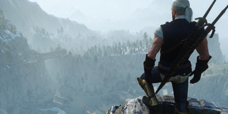 The Witcher 3 HD Reworked Project: Update 5 1 mit neuer Grafik