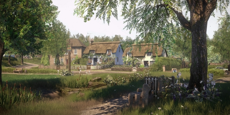 Everybody's Gone to the Rapture - Screenshots aus dem PS4-Spiel (4)