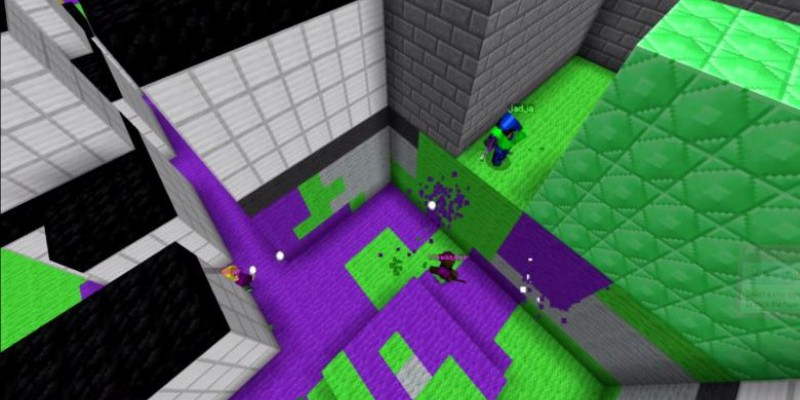 Splatoon in Minecraft - Leser-News von LouisLoiselle