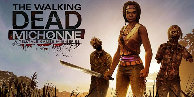 The Walking Dead: Michonne angekündigt.