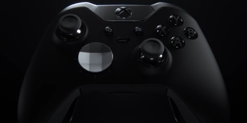 Xbox One Elite Controller im Hands-on-Test auf der E3 2015