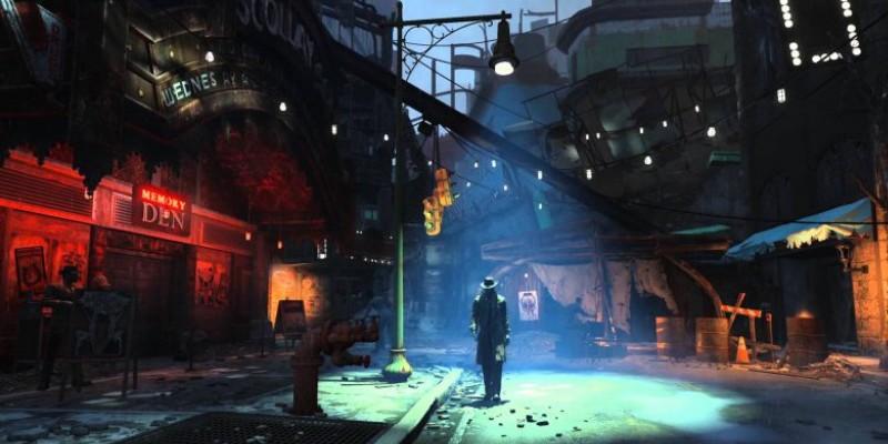 Fallout 4 Komplettlösung Hauptquest Concord Diamond City