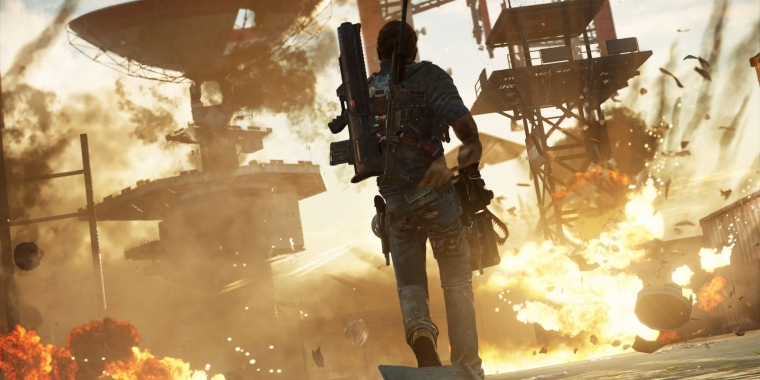 Just Cause 3: Neuer Trailer zeigt Gameplay-Szenen der PC-Version des Action-Adventures.