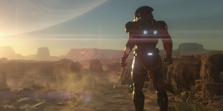 Mass Effect: Andromeda - Entwickler im Interview. (2)