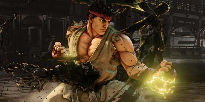 Neue Screenshots zu Street Fighter 5.