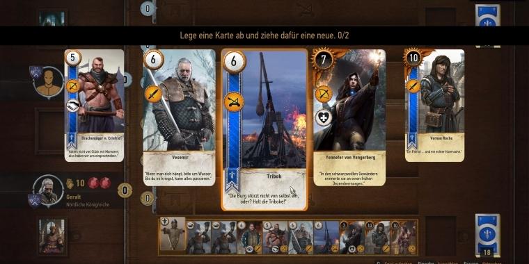 games witcher hearts stone guide gwint karten alle neuen undarticle