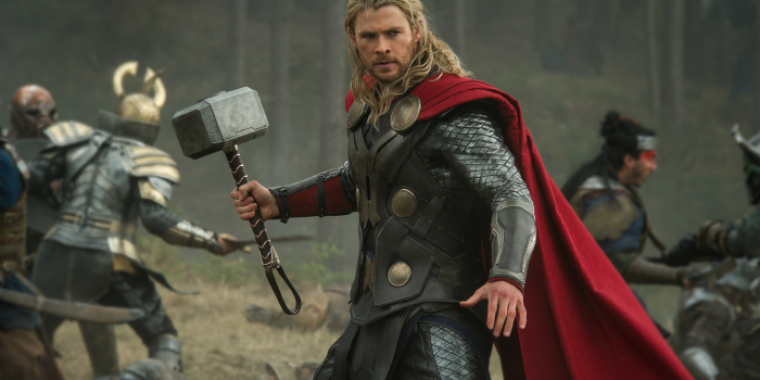 """Thor - The Dark Kingdom"" (2013)"