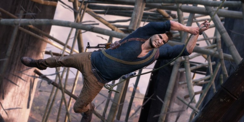 Uncharted 4: A Thief's End - Erweiterte Gameplay-Demo in wenigen Tagen