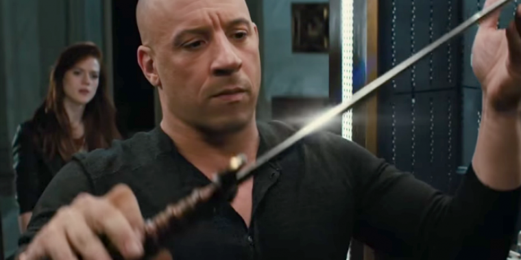 """The Last Witch Hunter"" (2015)"