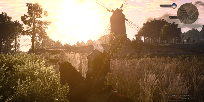 The Witcher 3 in Ultra-Settings. Das geht aber auch anders.