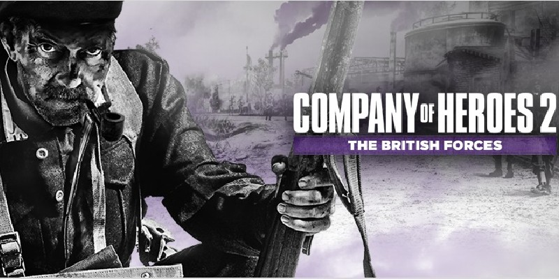 Company of Heroes 2: The British Forces erscheint Anfang September.