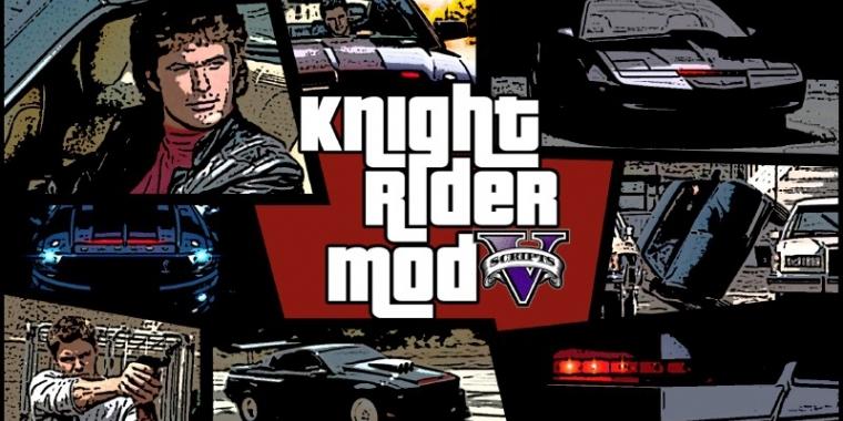 gta 5 knight rider kitt mod bringt auto der kult serie. Black Bedroom Furniture Sets. Home Design Ideas