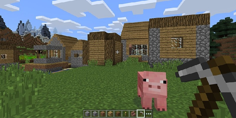 Minecraft Windows Edition Ab Sofort Mit CrossGameplay - Minecraft gemeinsam spielen
