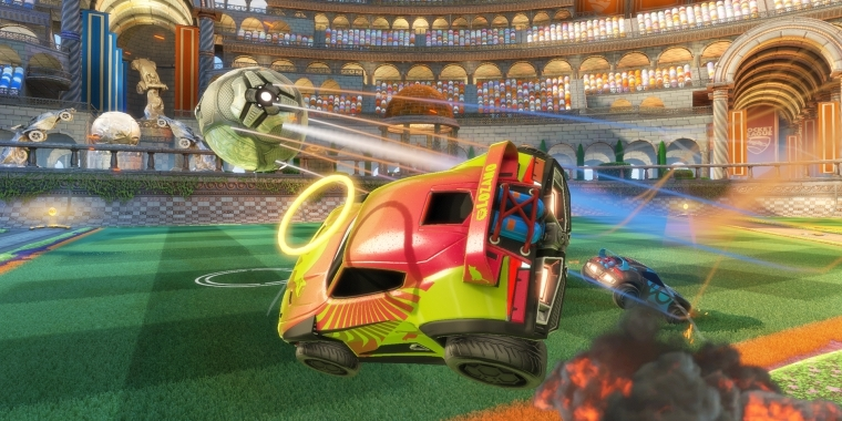 Rocket League: Halloween-Items ab dem 18. Oktober 2015 verfügbar