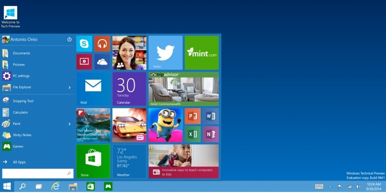 Windows 10 steht in der Kritik.